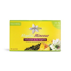 infusion minceur nigelle
